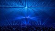 Indochine Stadionshow mit 794 GLP-Scheinwerfern