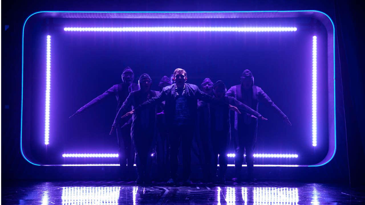 Be More Chill Broadway 2019 (Foto: ©Maria Baranova)