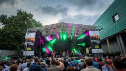 """RCF auf Stadtfest """"Summer in the City"""" in Bergheim. (Foto: dBTechnologies Deutschland)"""