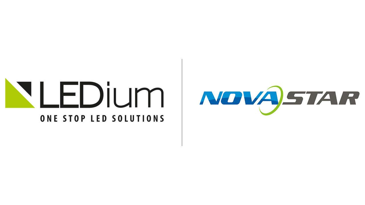 LEDium und Novastar