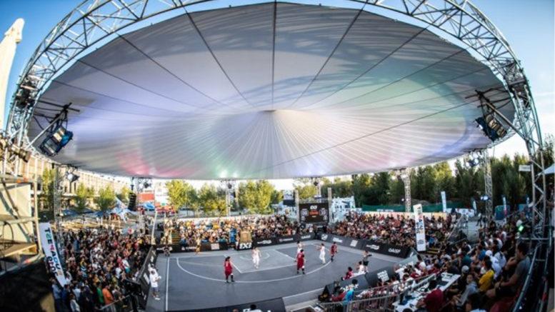 Magic Sky für FIBA 2019 (Fotos: FIBA)