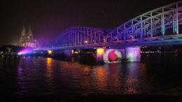 SGM@Hohenzollernbrücke