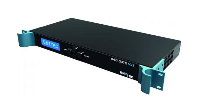 ENTTEC Datagate Mk2, ENTTEC Pixelator (Fotos: © ENTTEC)