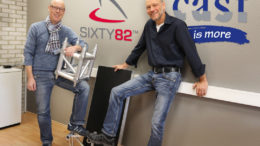 cast vertreibt SIXTY82 in Deutschland.
