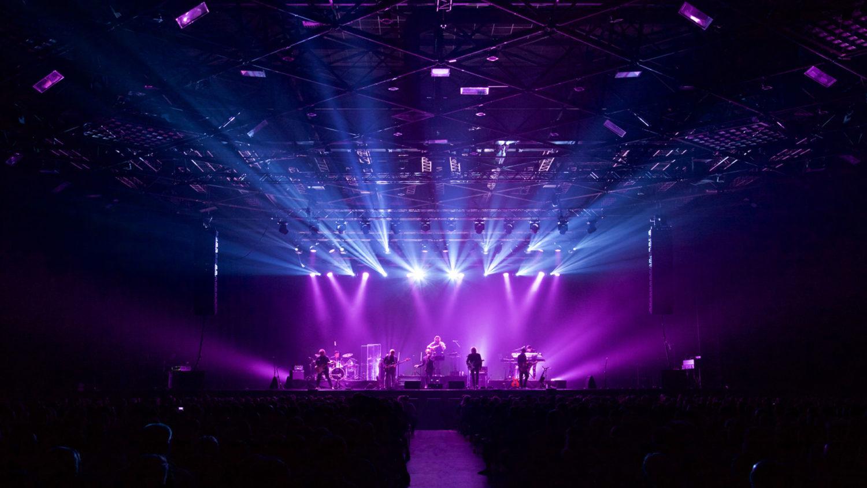Alan Parsons Project Tour mit Alcons Audio LR18