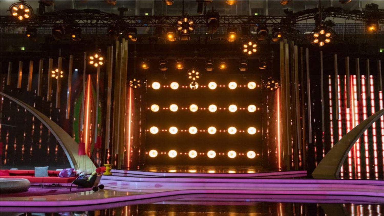 GLPs KNV-System im Einstaz in Gottschalks großer 80er Show (Foto: Sascha Baumann)