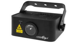 Der neue Laserworld EL-300RGB speziell für DJs und Discotheken.