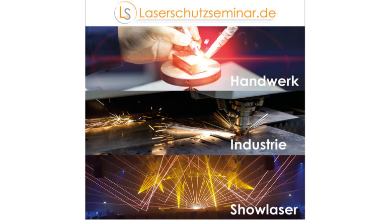Laserschutzbeauftragter werden - Seminartermine 2020 in vielen deutschen Städten