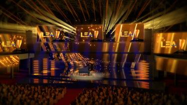 LEA Award in der Festhalle Frankfurt | Foto: LEA Award