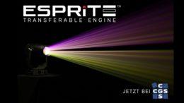 Die Firma CGS aus Denkendorf hat ihr Portfolio mit einer signifikanten Anzahl von Robe Esprite erweitert.