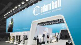 Adam Hall Group sagt Teilnahme an Prolight + Sound 2020 ab – Virtual Tradeshow mit allen Produkt-Highlights