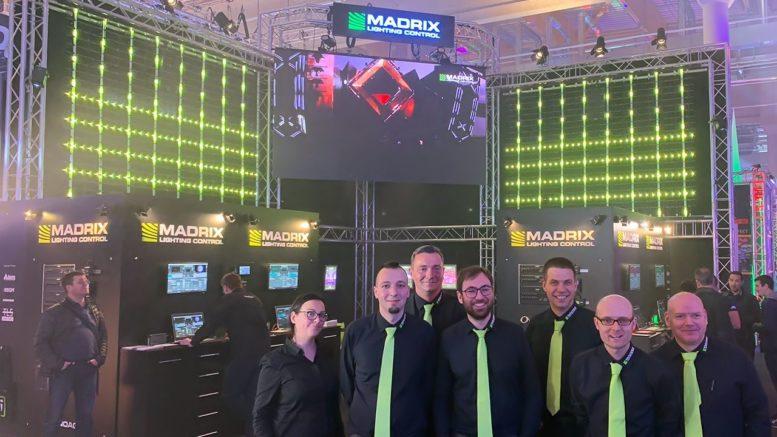 MADRIX Prolight + Sound 2020