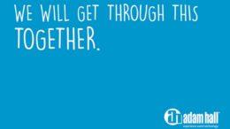 We Will Get Through This Together – Adam Hall Group veranstaltet Industry Talk als Livestream auf www.event.tech