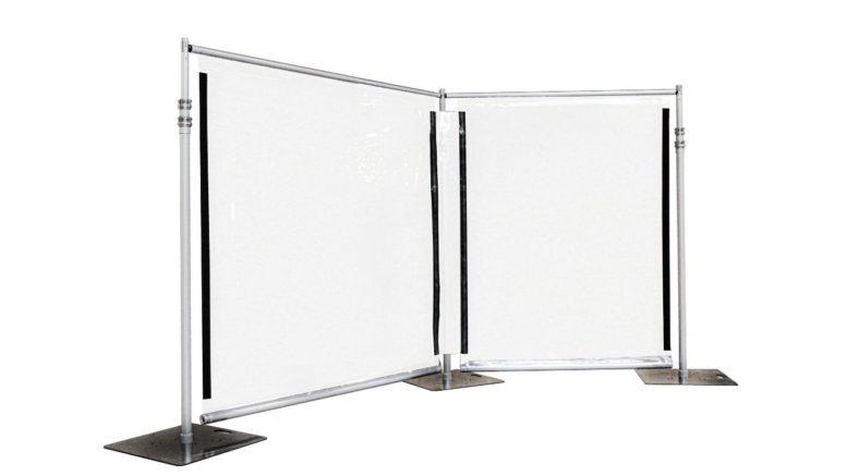 Global Truss präsentiert mit dem GT-Shield einen modularen Schutzwall