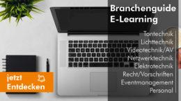 Branchenguide E-Learning bietet der Großhändler für Veranstaltungstechnik Huss Licht & Ton ab sofort eine Zentrale Plattform für E-Learning-Inhalte aus allen Bereichen.