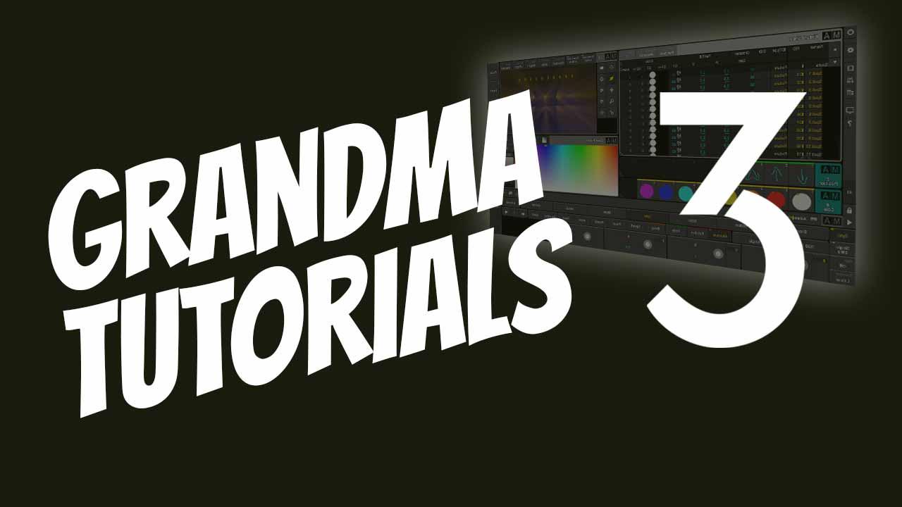 grandMA3 onPC Tutorials - DMX Lichtsteuerung