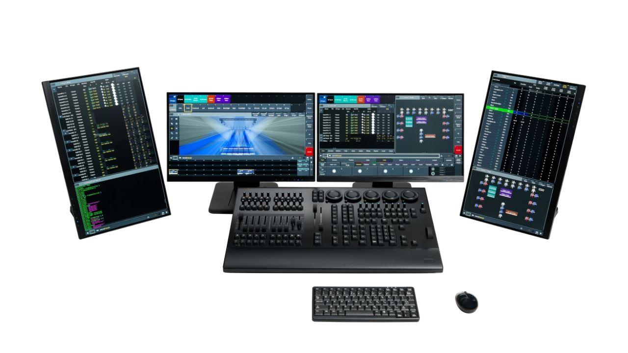 grandMA3 onPC command wing XT: Die vielseitige Lichtsteuerung