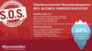 Novemberhilfe der Bundesregierung ist ein 10 Mrd. Euro teurer Etikettenschwindel