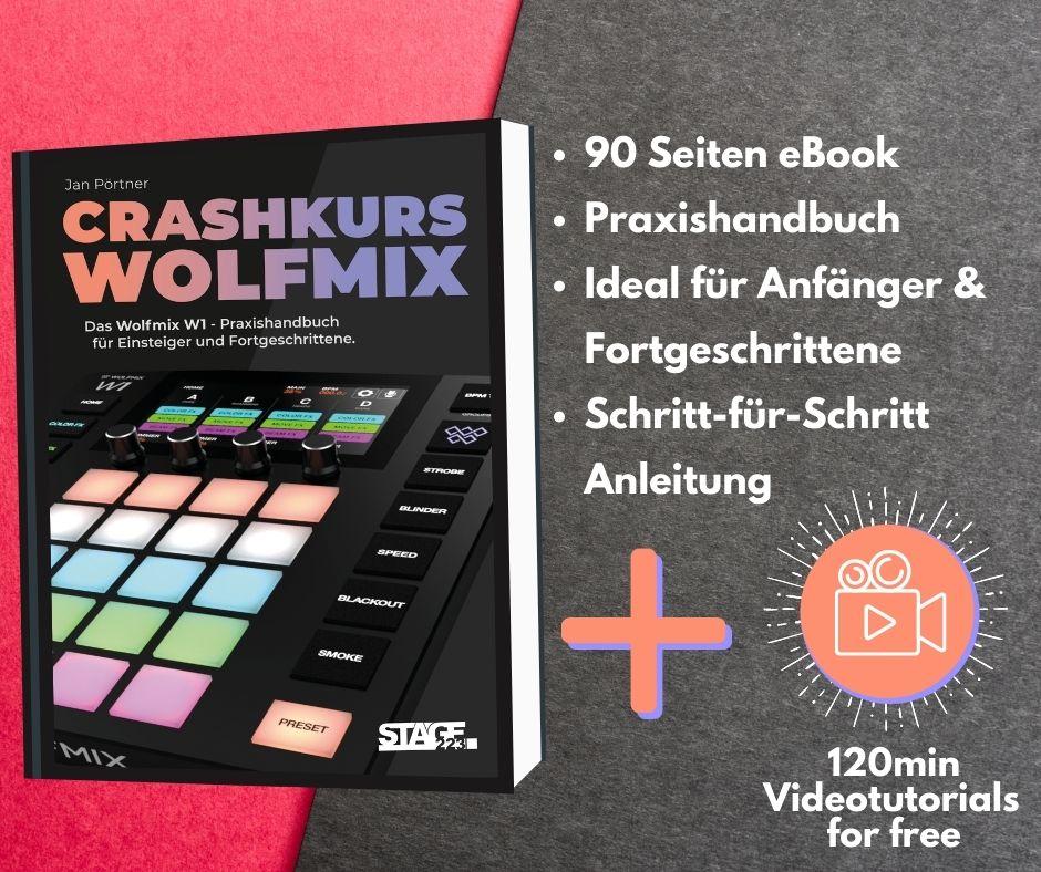 Wolfmix W1 eBook