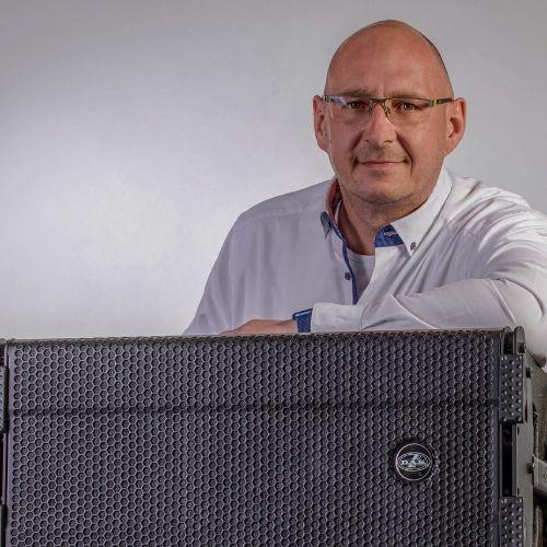 Arne Deterts - DAS Audio