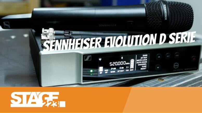 Sennheiser evolution D Serie